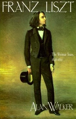 Franz Liszt: The Weimar Years