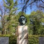 Buste van Richard Wagner