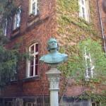 Buste van Franz Liszt