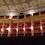 Interieur van het Festspielhaus