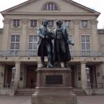 Goethe-Schiller Monument
