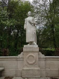 Franz Liszt Monument