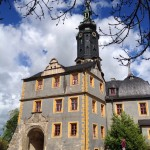 Toren en torenhuis van het Stadtschloss
