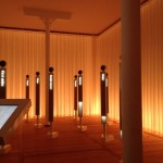 Installatie in het Mendelssohn-Haus