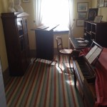 Werkkamer van Mendelssohn