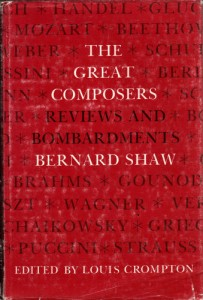 Bernard Shaw - The Great Composers