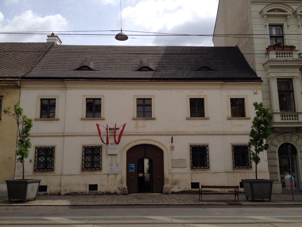 Schubert Geburtshaus